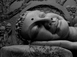 Buddah resting
