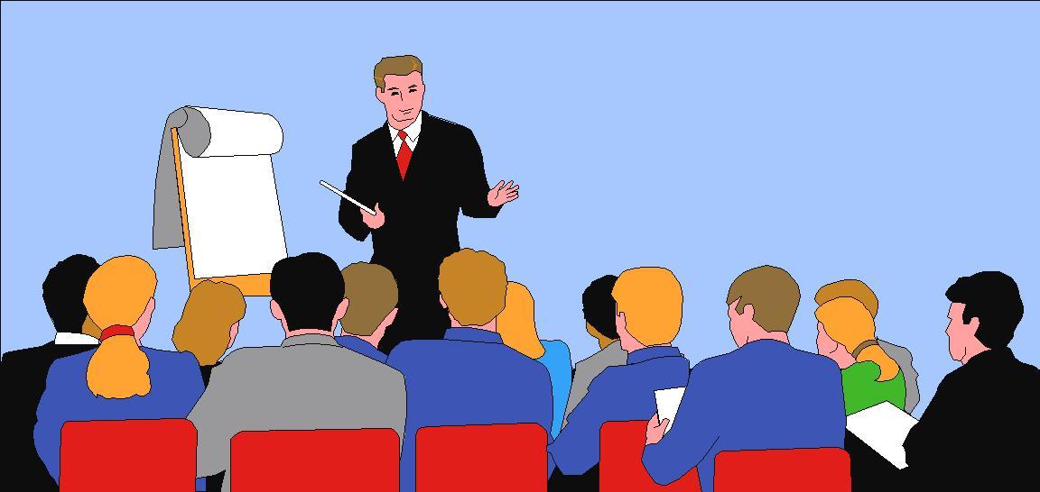 Clase para hablar en público Salón de Fuego
