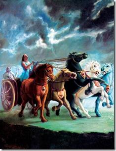 Bhagavad-gita los caballos y los sentidos