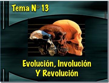 Evolución e Involución