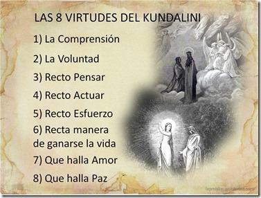 8 virtudes