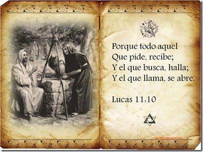Lucas 11 10