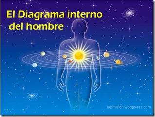 el diagrama interno